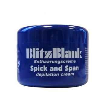 Blitzblank intimhårfjerningskrem, 125 ml